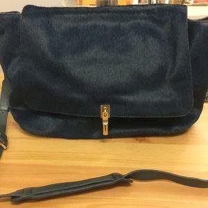 Elizabeth and James Calf Hair purse